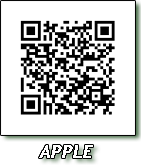 QRcode pour application TYDOM 2.0 APPLE